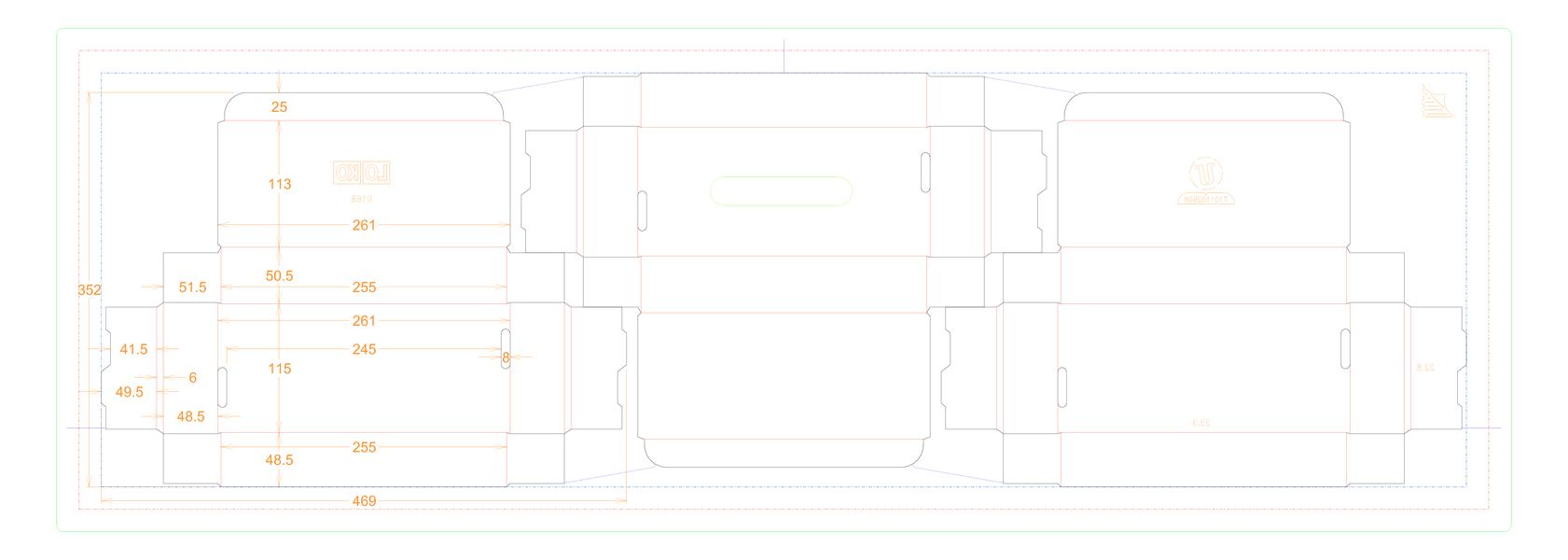 168 - vouwdoosje 11 x 24,5 x 4,5 cm.pdf